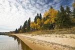 Namekus Lake, Prince Albert National Park, Saskatchewan, Canada