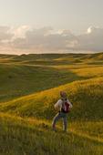West Block, Grasslands National Park, Saskatchewan, Canada