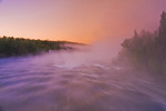 Otter Rapids along the Churchill River,  Saskatchewan, Canada