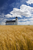 St. Elizabeth Roman Catholic Church, near Gravelburg, Saskatchewan, Canada