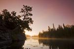 Rushing River near Kenora, Ontario, Canada