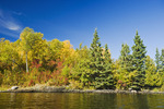 autumn, Lake of the Woods, Northwestern Ontario, Canada