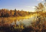 autumn along Whiteshell River, Whiteshell Provincial. Park, Manitoba, Canada