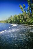 Pine Point Rapids, Whiteshell Provincial Park, Manitoba, Canada