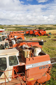 old combines for used parts  near Cudmore, Saskatchewan, Canada