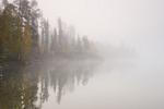 autumn, Dickens Lake,  Saskatchewan, Canada