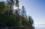 Clear Lake, Riding Mountain National Park, Manitoba, Canada