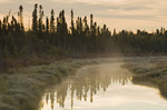 Whirlpool River , Riding Mountain National Park, Manitoba, Canada