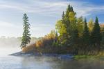 autumn, Namau Lake, Whiteshell Provincial Park, Manitoba, Canadake