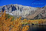 Convict Lake in autumn