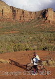 Bicyclists in Sedona