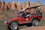Red Rock Jeep Tours in Sedona