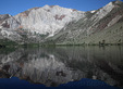 Convict Lake in the Eastern Sierra in summer