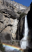 Lower Yosemite Fall in Yosemite National Park