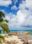 Beach at Simpson Bay Resort on St. Maarten