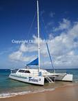 Teralani tour boat at Kaanapali Beach on Maui