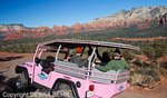 Pink Jeep Tours explores Broken Arrow area in Sedona