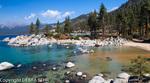 Sand Harbor at Lake Tahoe