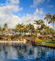 Pool at the Sheraton Maui Resort and Spa at Kaanapali Beach