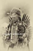Native American at Chumash Day