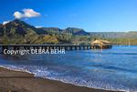 Hanalei Pier on Kauai