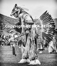Native Americans at the Chumash Day Powwow and Intertribal Gathering in Malibu