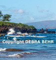 Outrigger canoe at Wailea Beach on Maui