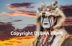 Native American (photo composite)