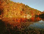 Wawayanda Lake in autumn