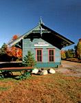 Cresco Railroad Station Museum