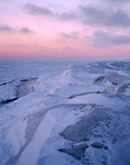 Ice pack on Lake Erie