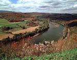 Susquehanna River at Wyalusing, Pennsylvania