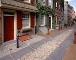 Elfretha Alley is the oldest street in Philadelphia