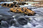 Conewago Falls on the Susquehanna River