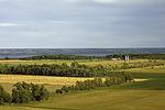 Farmland along Owen Sound