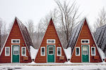 A-Frame Chalets