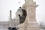 Smuel de Champlain Monument