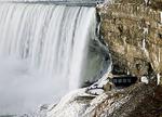 Canadian or Horseshoe Falls at Niagara Falls