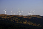 Ridge Top Wind Turbines