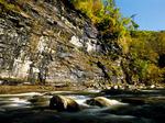 High Rocks along Loyalsock Creek