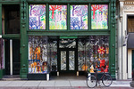 Funky Store Front on Arch Street