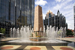 PPG Fountain and Plaza