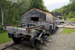 Logging Rail Car