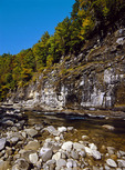 Loyalsock Creek and High Rocks