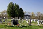 1806 Log Church and Cemetery, Schellsburg, PA
