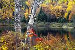 Lac Wapizagonke at Wapizagonke