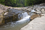 """The Rocks"" on Mehoopany Creek"