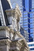 Philadelphia City Hall Detail
