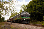 Historic Reading Railroad FP-7 Locomotive