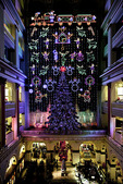 Holiday Light Show At Macy's Center City